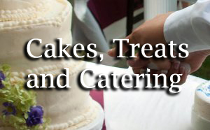 Wedding Cakes and Catering
