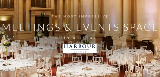 Bristol Harbour Hotel Wedding Fayre