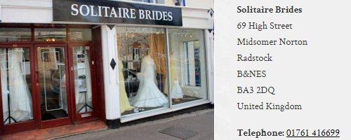 Solitaire Brides