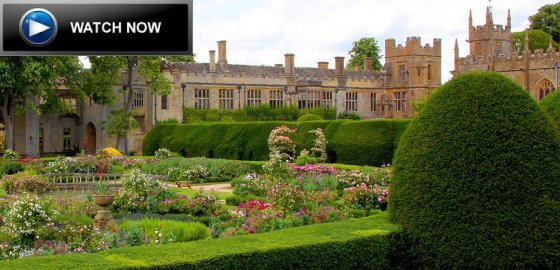 Sudeley Castle Wedding Fayre