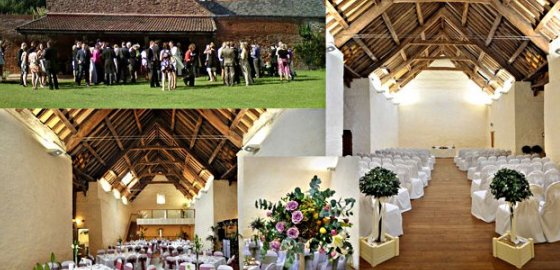 Tithe Barn Wedding Fayre