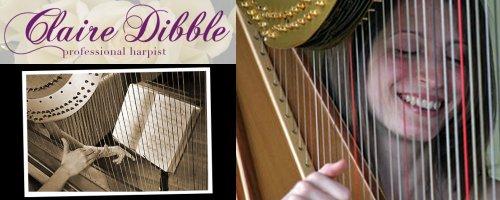 Claire Dibble Harpist