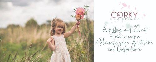 Corky & Prince Wedding Flowers