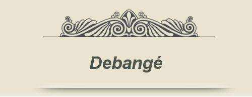 Debange