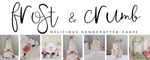 Frost and Crum Wedding Cakes