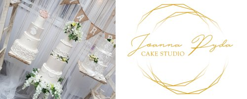 Joanna Pyda Wedding Cakes