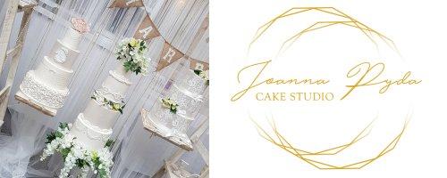 Joanna Pyda Wedding Cakes