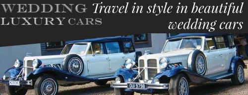 Wedding Luxury Cars