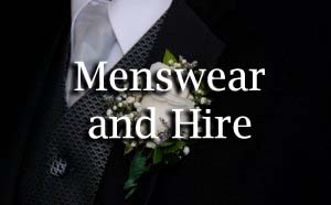 Menswear for Weddings