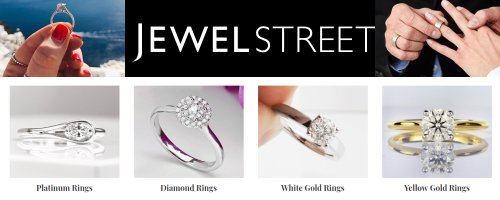 JewelStreet Wedding Rings
