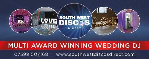 South West Wedding Discos