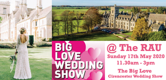Big Love Cirencester Wedding Show