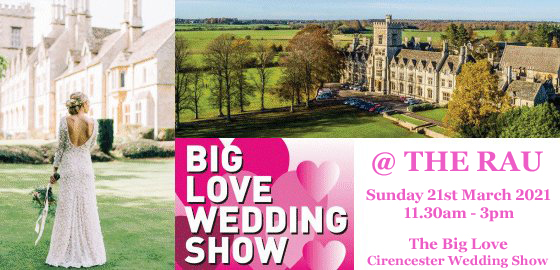 Big Love Cirencester Wedding Show